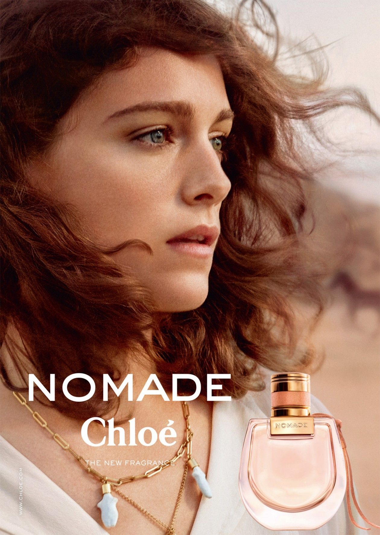 Ariane Labed | Nomade | Chloé - The New Fragrance