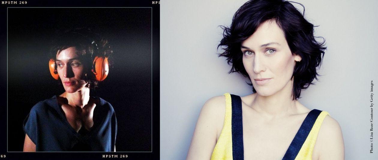 Clotilde Hesme actress / Photos : Céline Gaudier /// Lisa Roze / Contour by Getty Images
