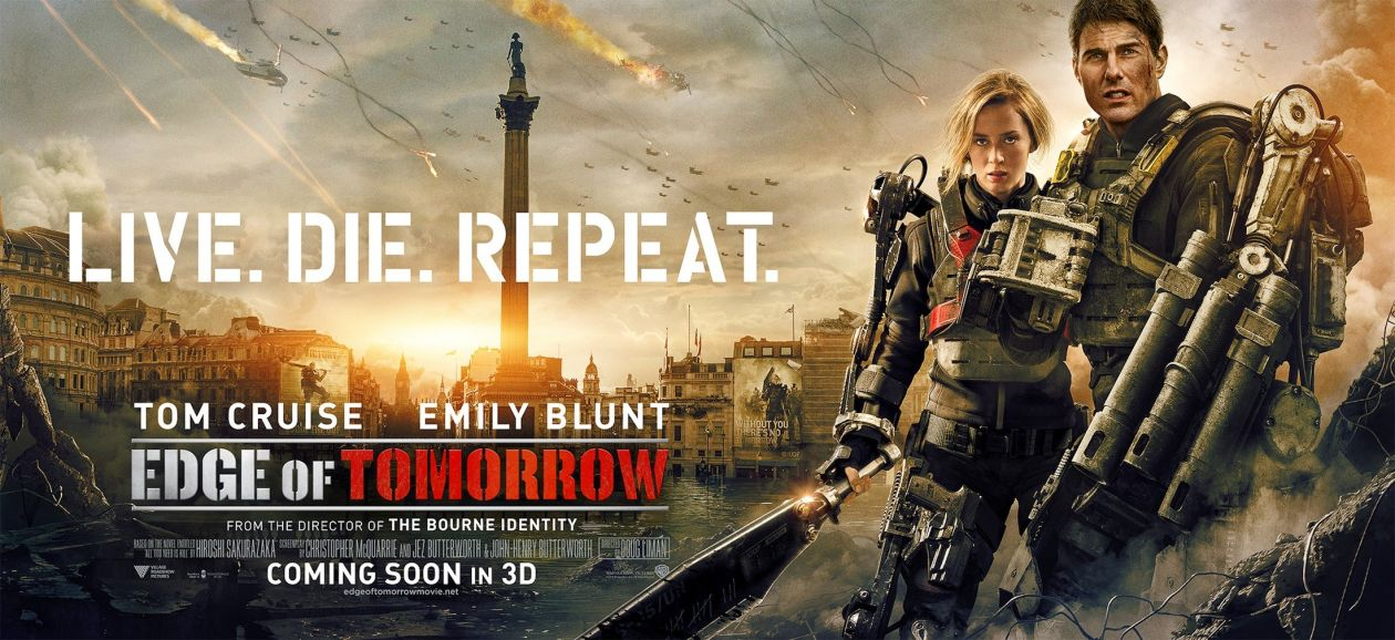 EMILY BLUNT - Edge of Tomorrow / Rita Vrataski - Doug Liman 2014