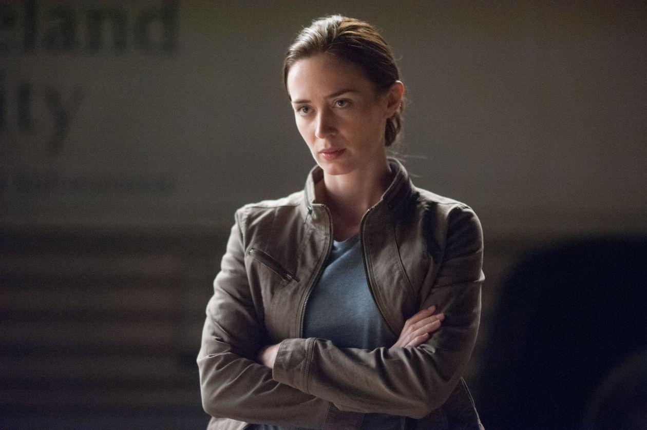 Emily Blunt / Sicario : Kate Macer   Denis Villeneuve 2015