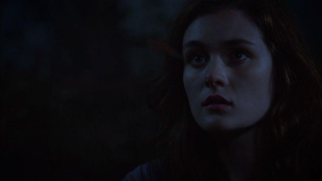 Grace Victoria Cox : Melanie Cross  Under the Dome, Season 2