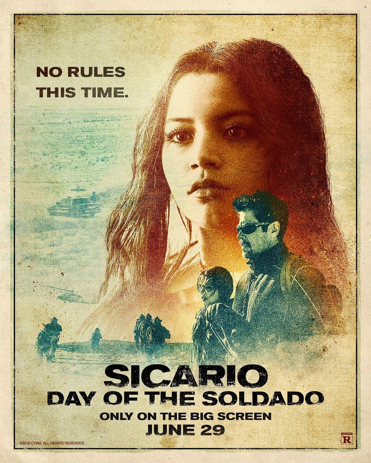 Isabela Moner | Sicario 2: Day of the Soldado / Stefano Sollima