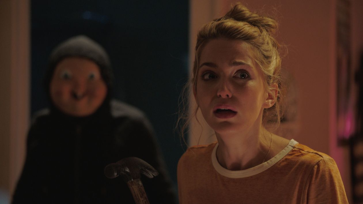 Jessica Rothe / Happy Death Day / Happy Birthdead / Christopher B. Landon 2017