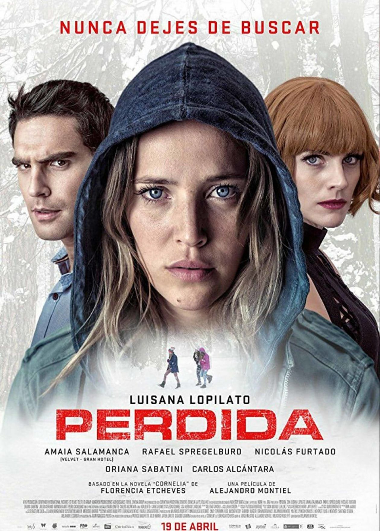 Luisana Lopilato | Perdida Movie Poster Affiche film