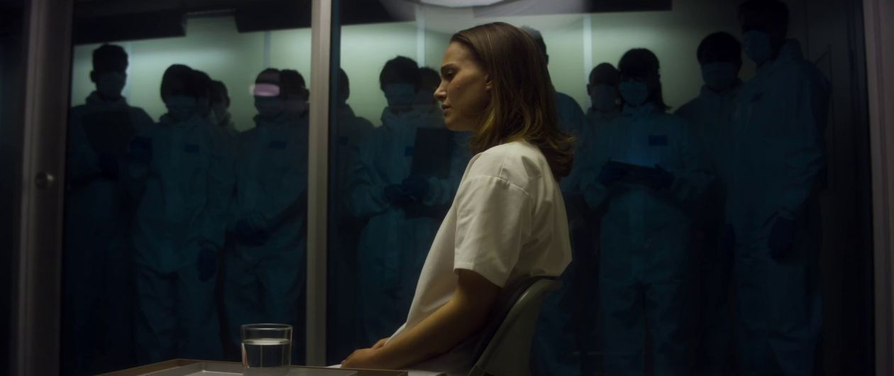 Natalie Portman / Annihilation / Alex Garland 2018 NETFLIX
