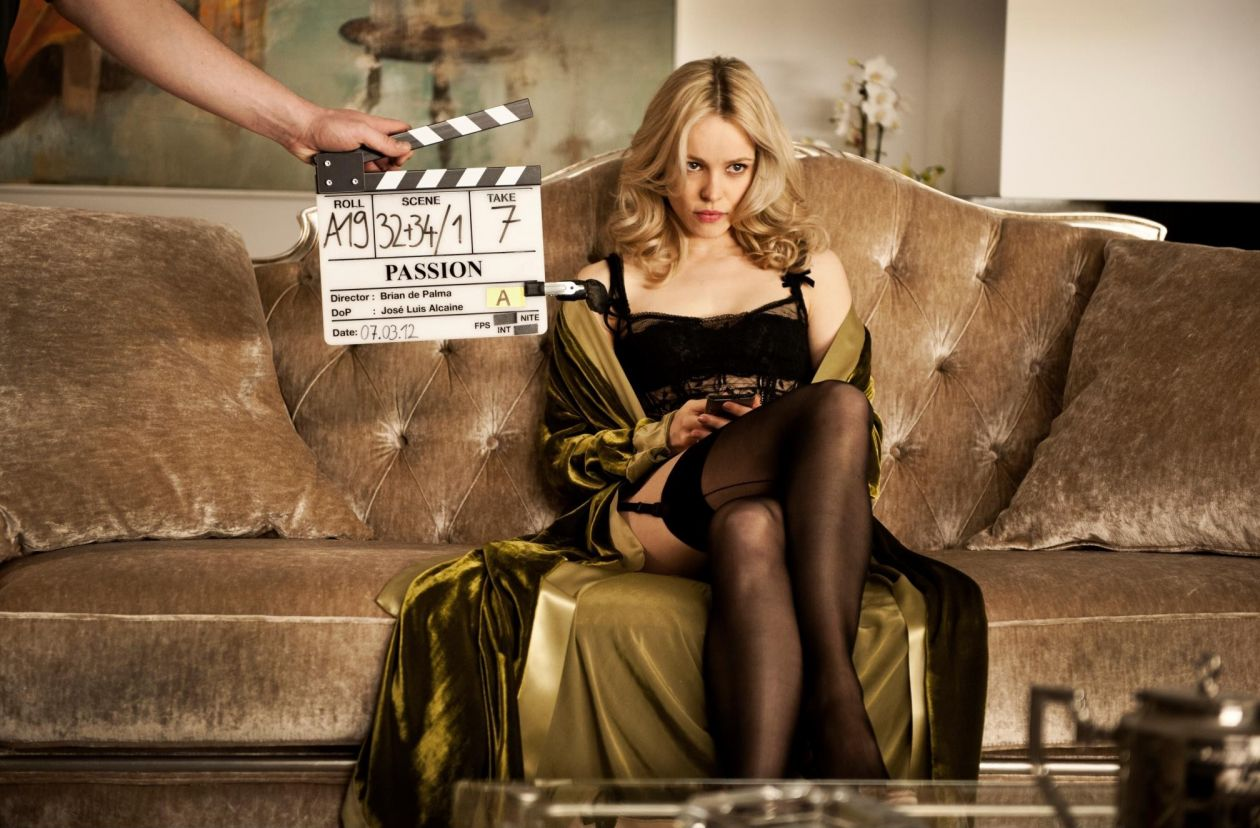 Rachel McAdams  Passion : Christine Stanford / Brian de Palma