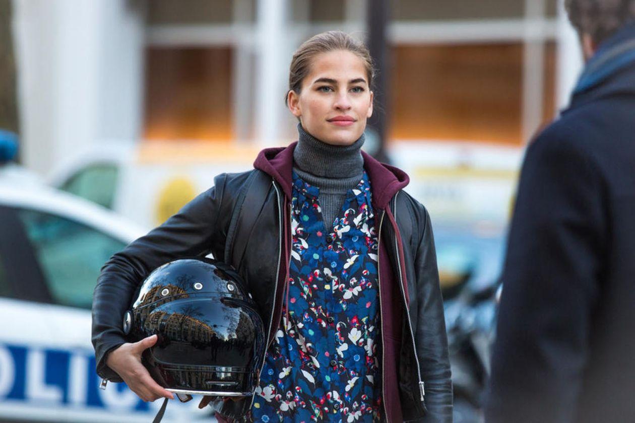 Solène Hébert actress : Emma Faure / 2016 : Emma / TF1