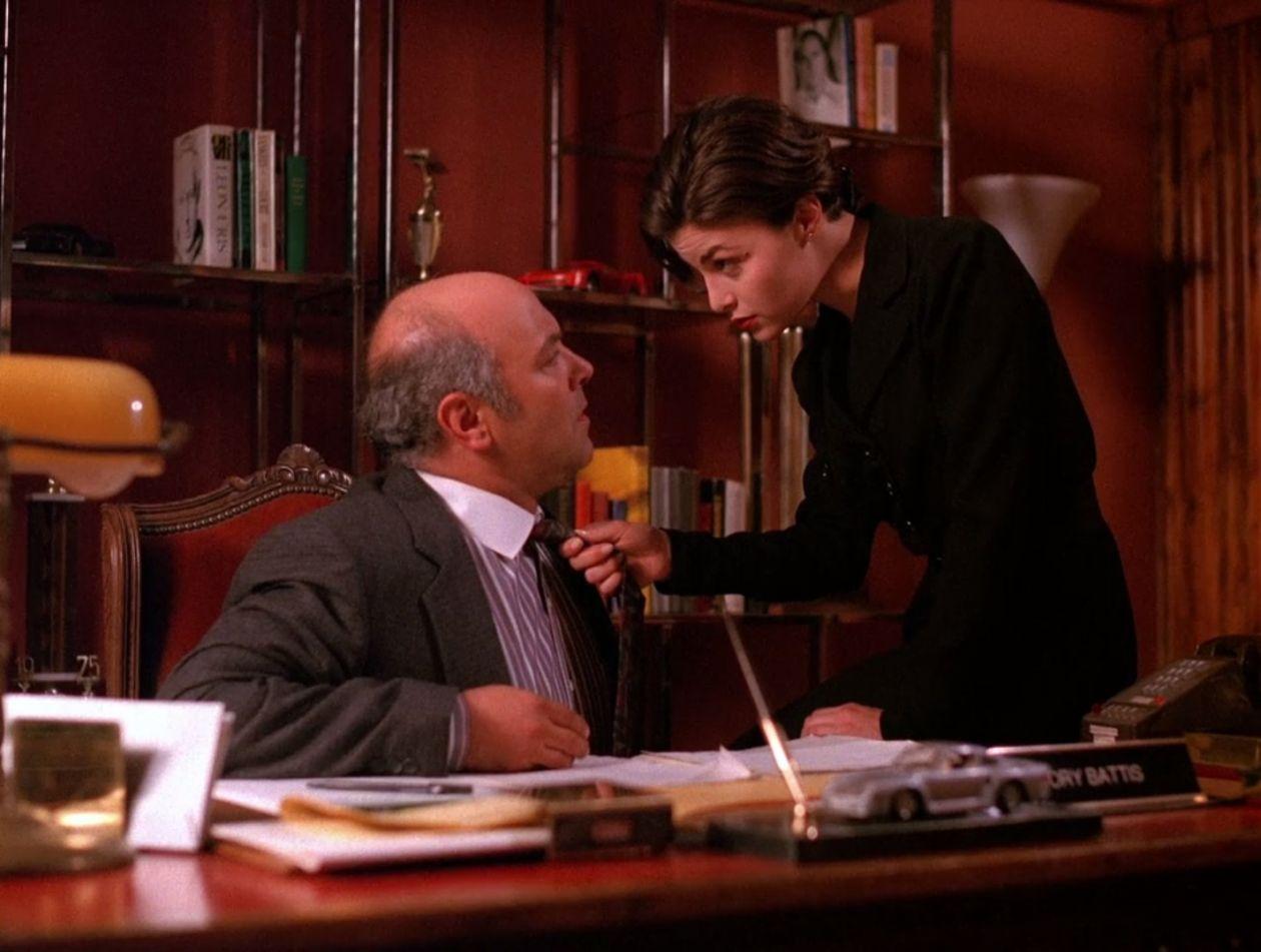 Sherilyn Fenn   Twin Peaks : Audrey Horne   1990