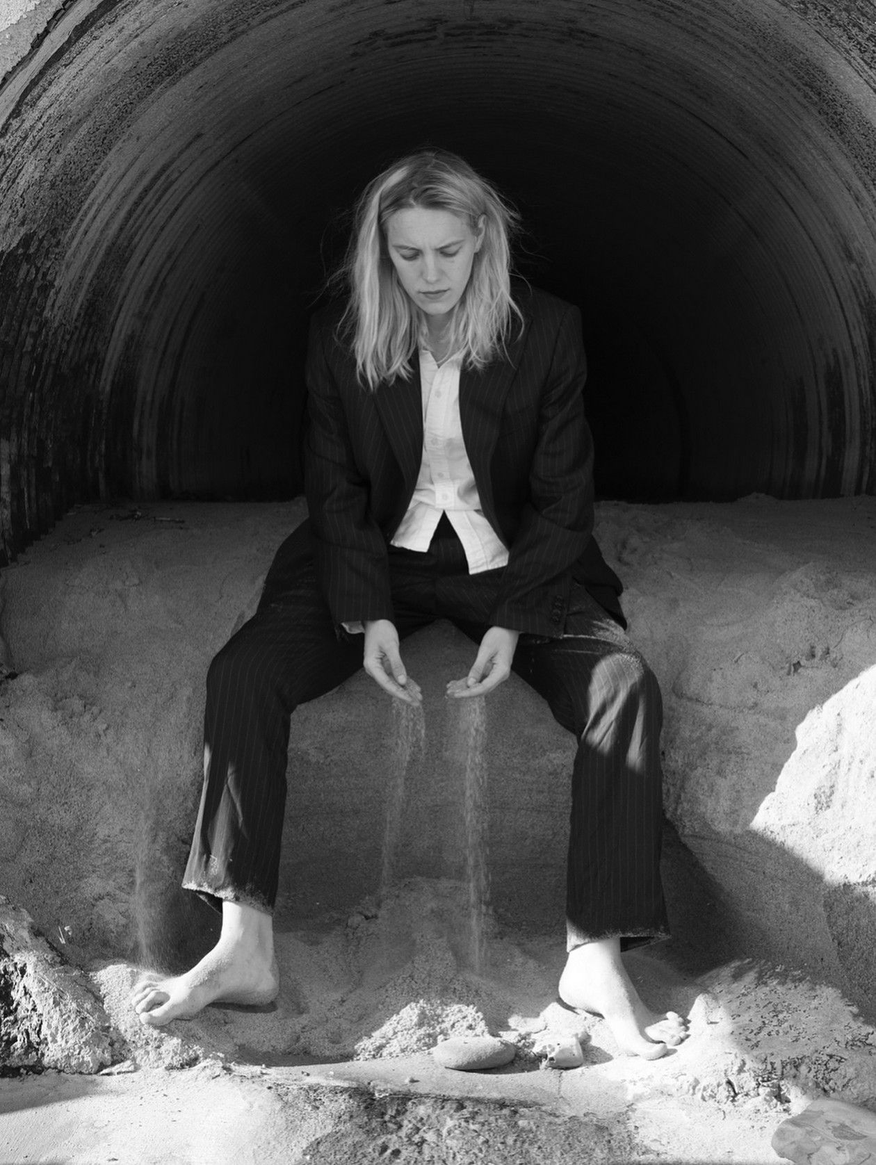 Erika Linder by Heather Kemesky | The Women Who Fell To Earth