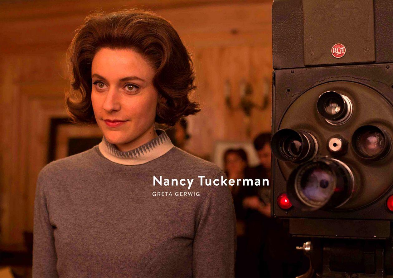 Greta GERWIG : NANCY TUCKERMAN | JACKIE - PABLO LARRAIN