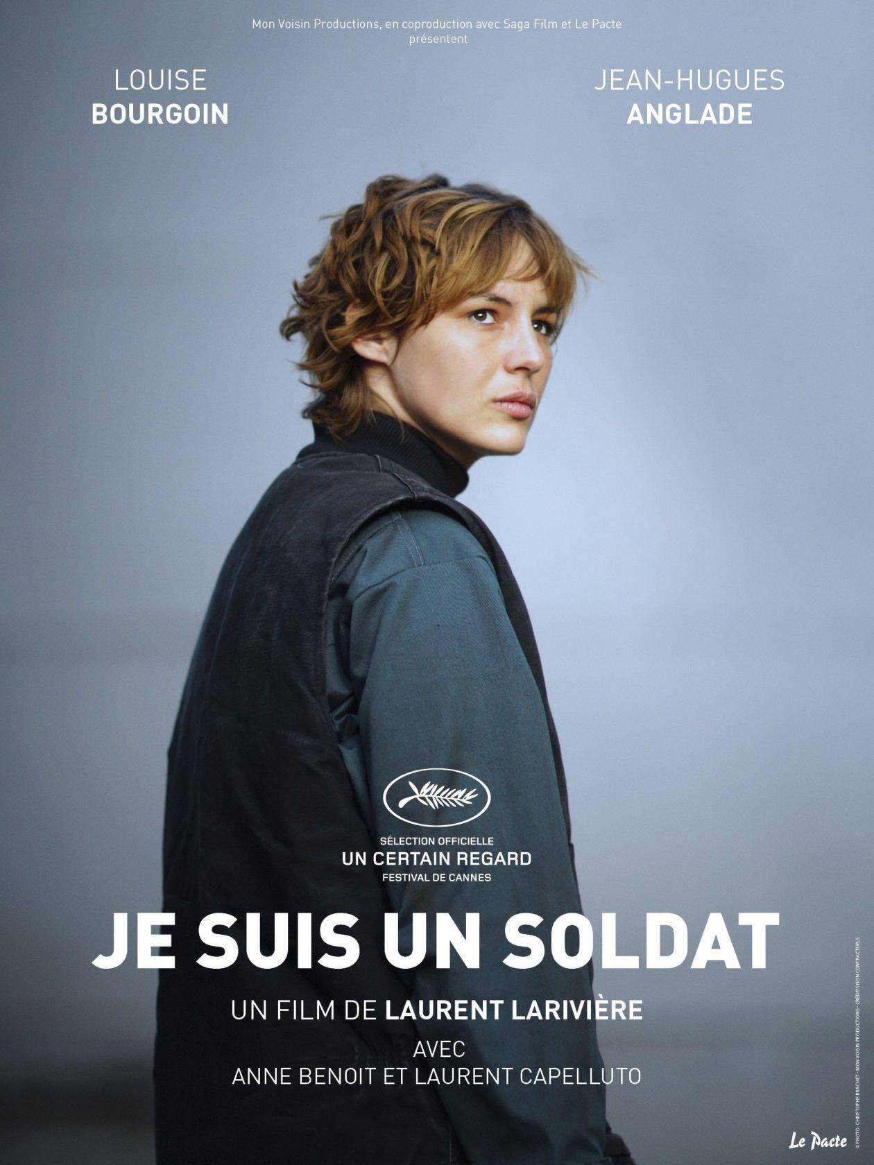 Louise Bourgoin  Je suis un soldat | Laurent Larivière 2015
