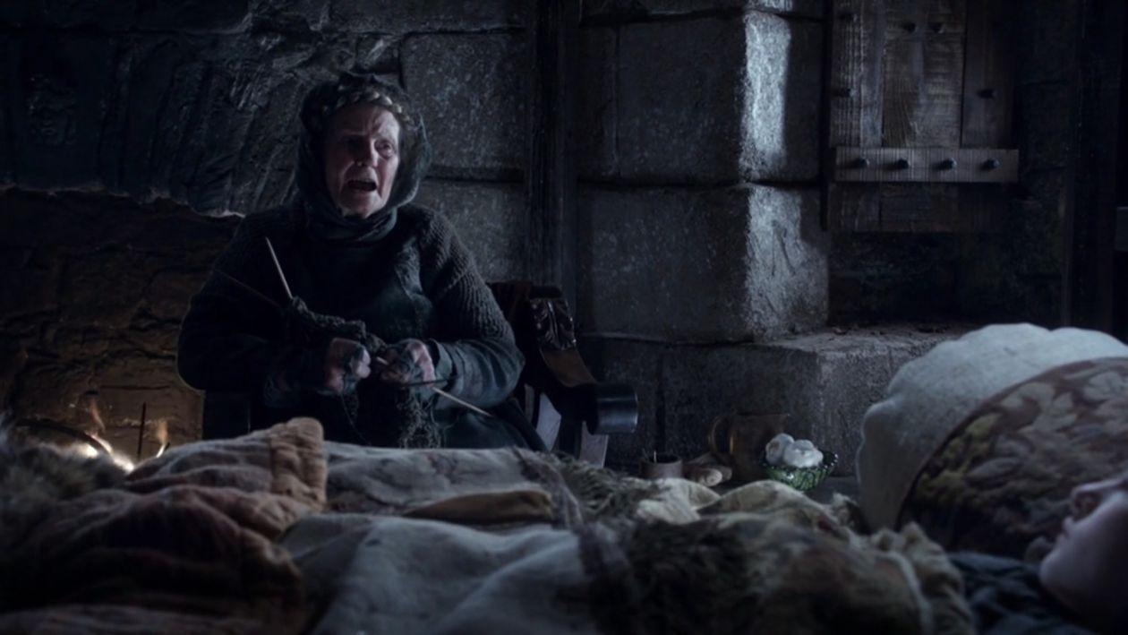 Margaret John   Game of Thrones / Old Nan