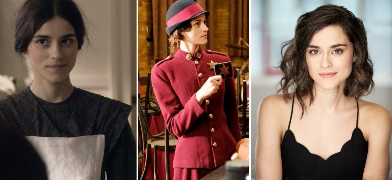 Rebecca Liddiard | Actress Demo Reel 2018