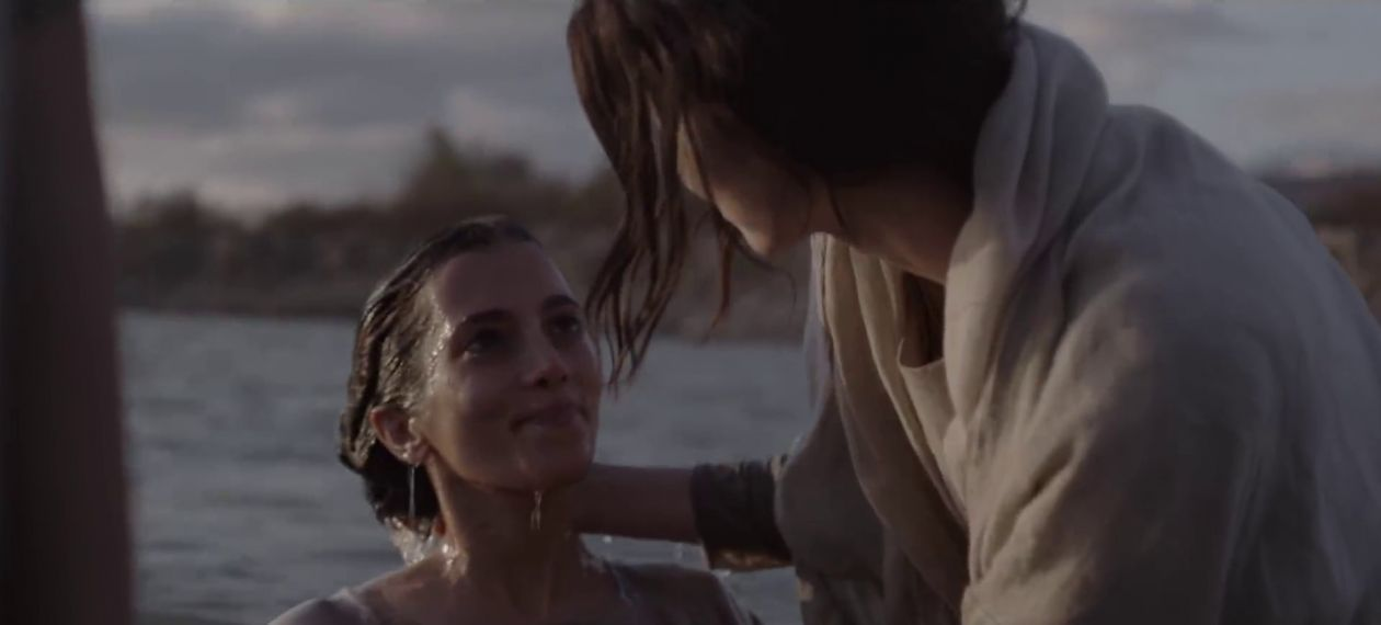 Sarah-Sofie Boussnina / Rooney Mara actresses   Mary Magdalene   Garth Davis 2018