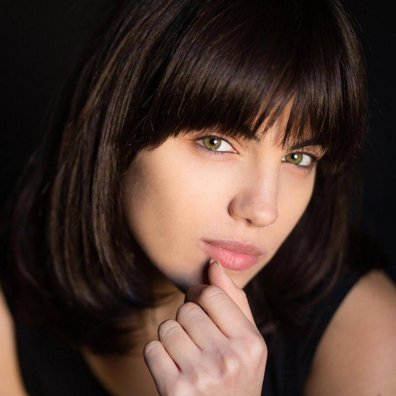 Selene Caramazza Italian actress